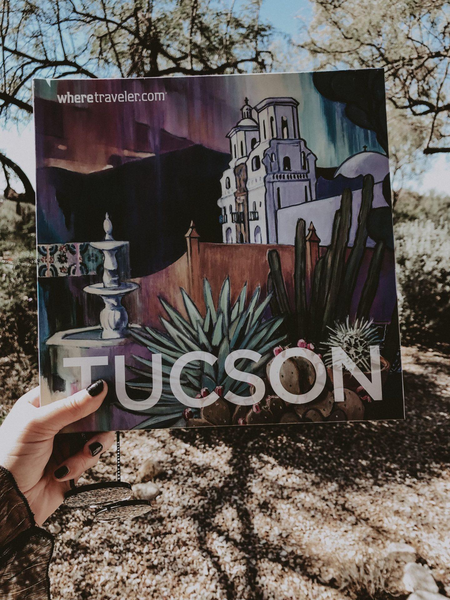 Tucson travel blogpost cathclaire fashion