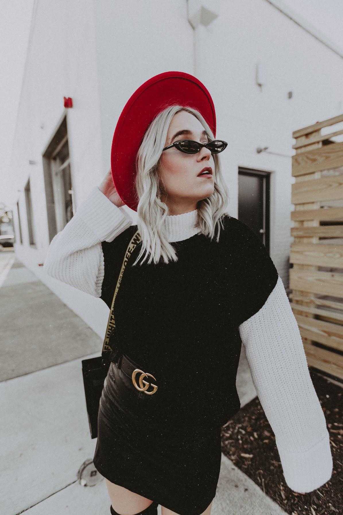cathclaire fashion blog rva