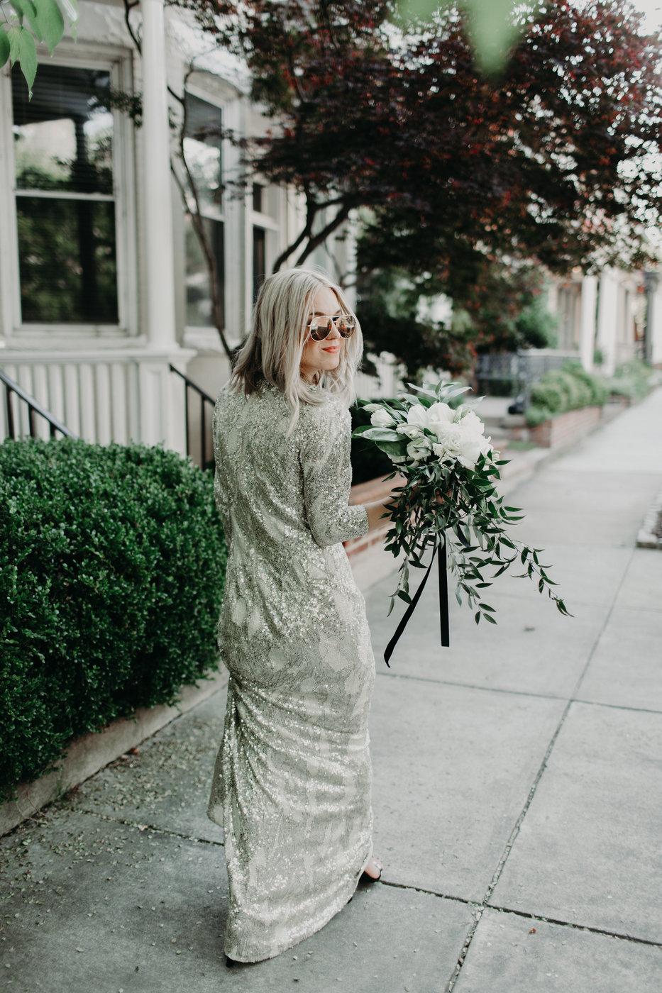wedding dress fashion blog