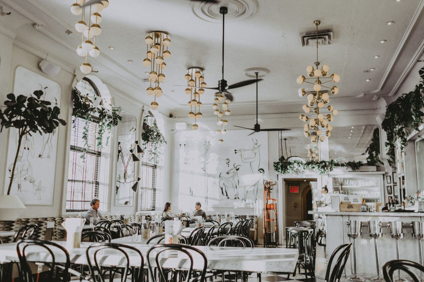 An Instagram Hot Spot in NYC: Old Rose
