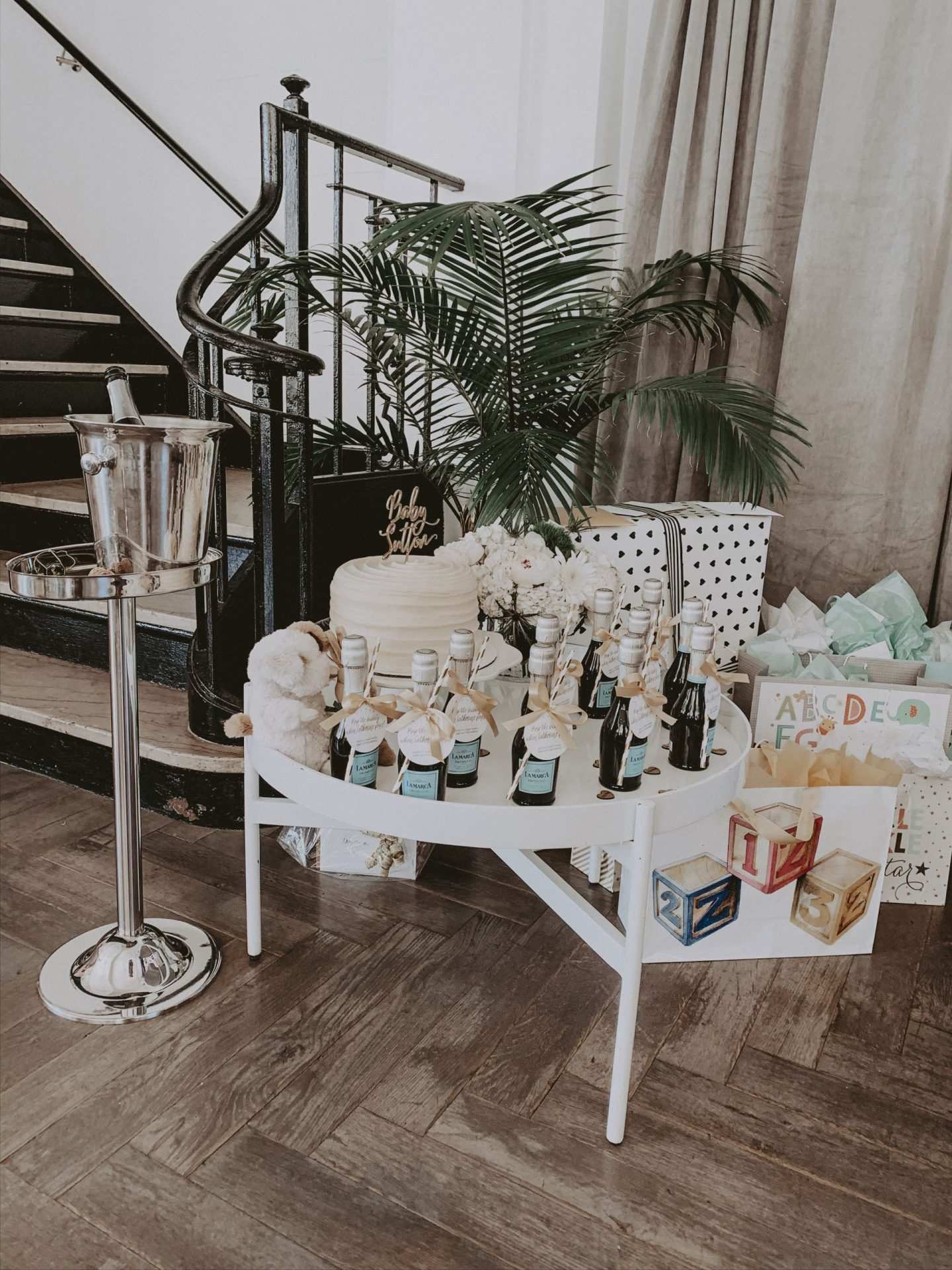 A Magical Baby Shower at The Quirk Hotel