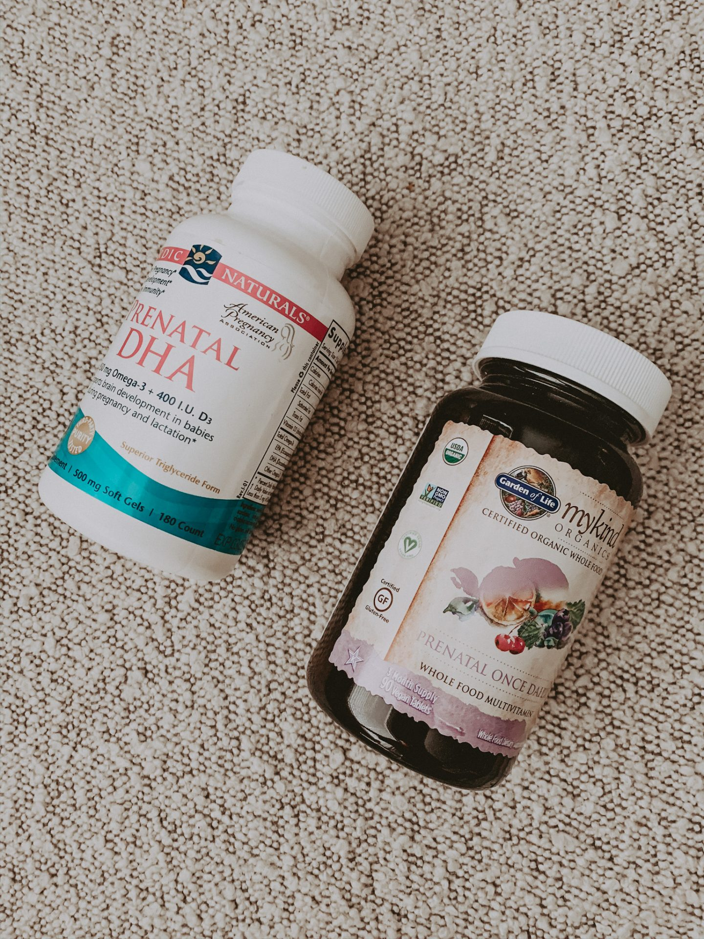 postpartum supplements healing
