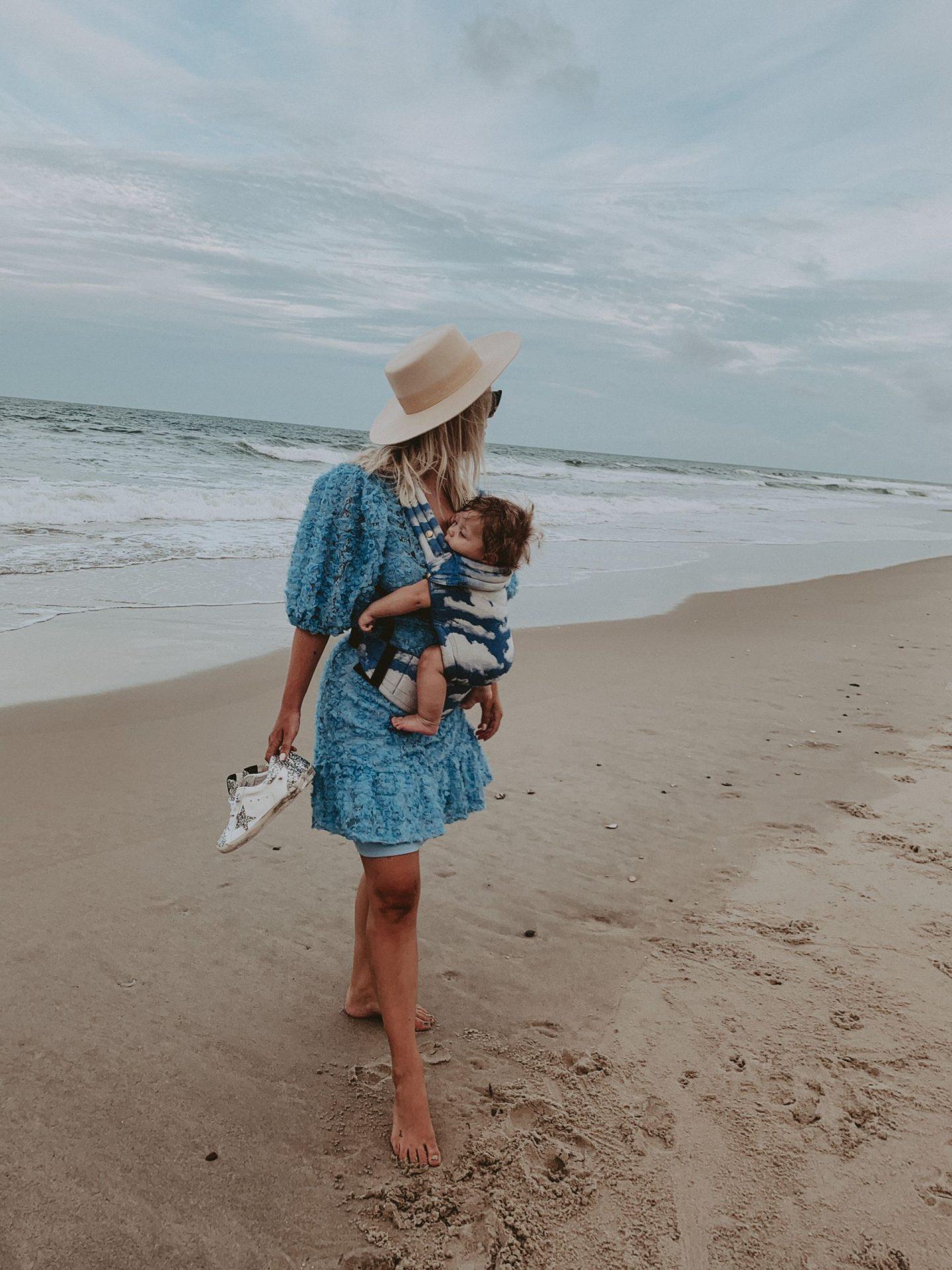 summer artipoppe baby carrier