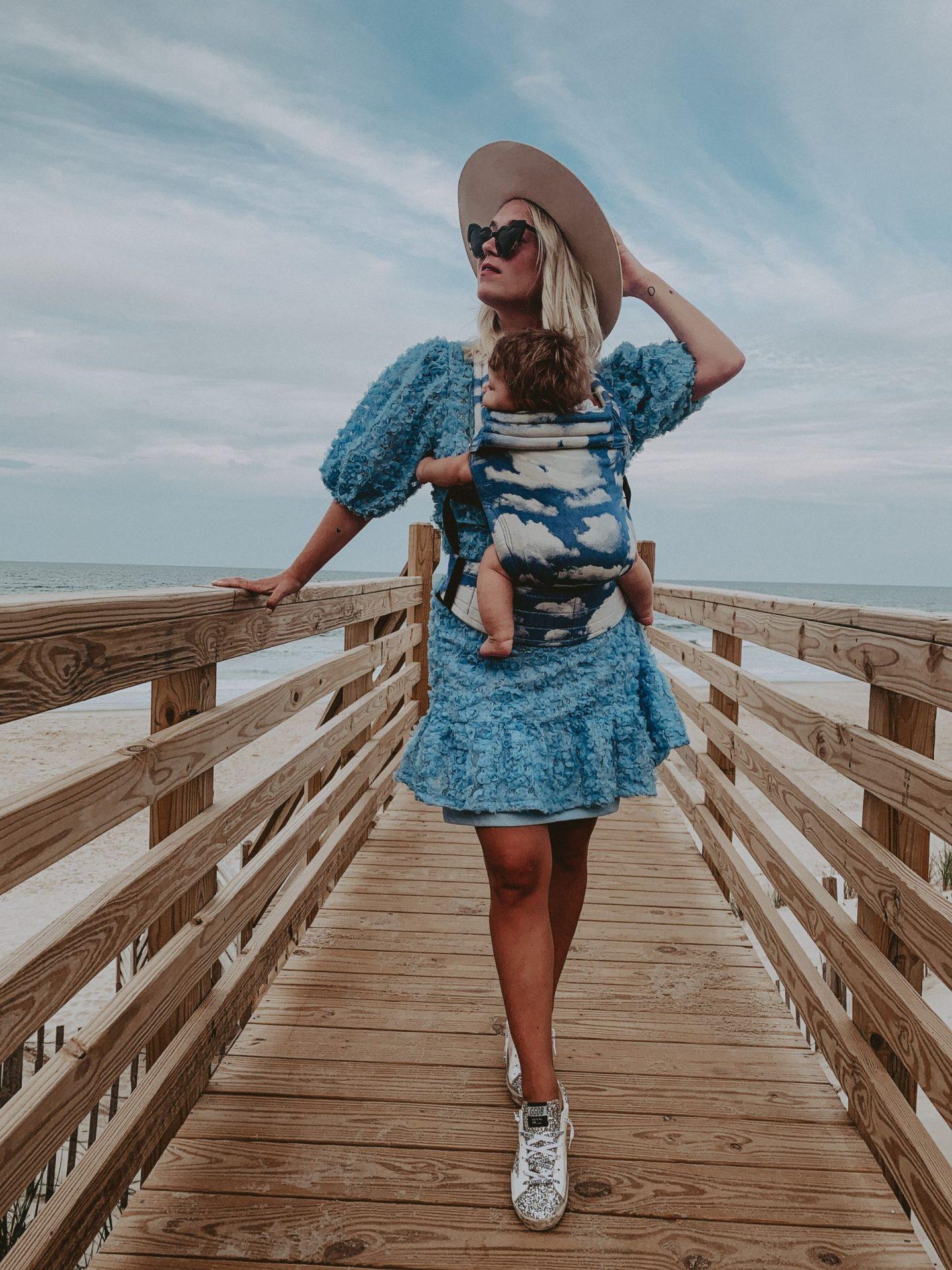 summer artipoppe baby carrier c