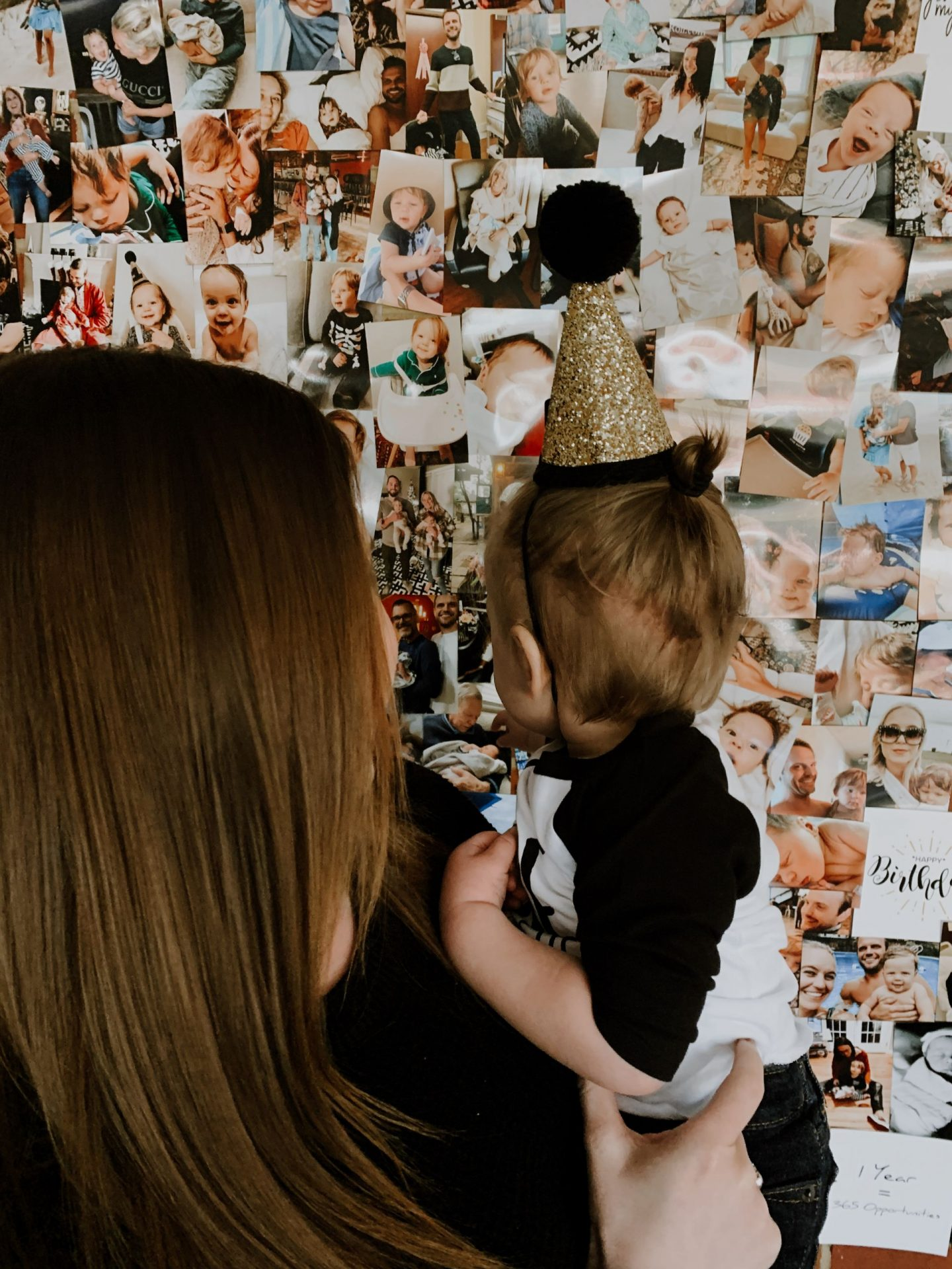 one year old birthday party blog