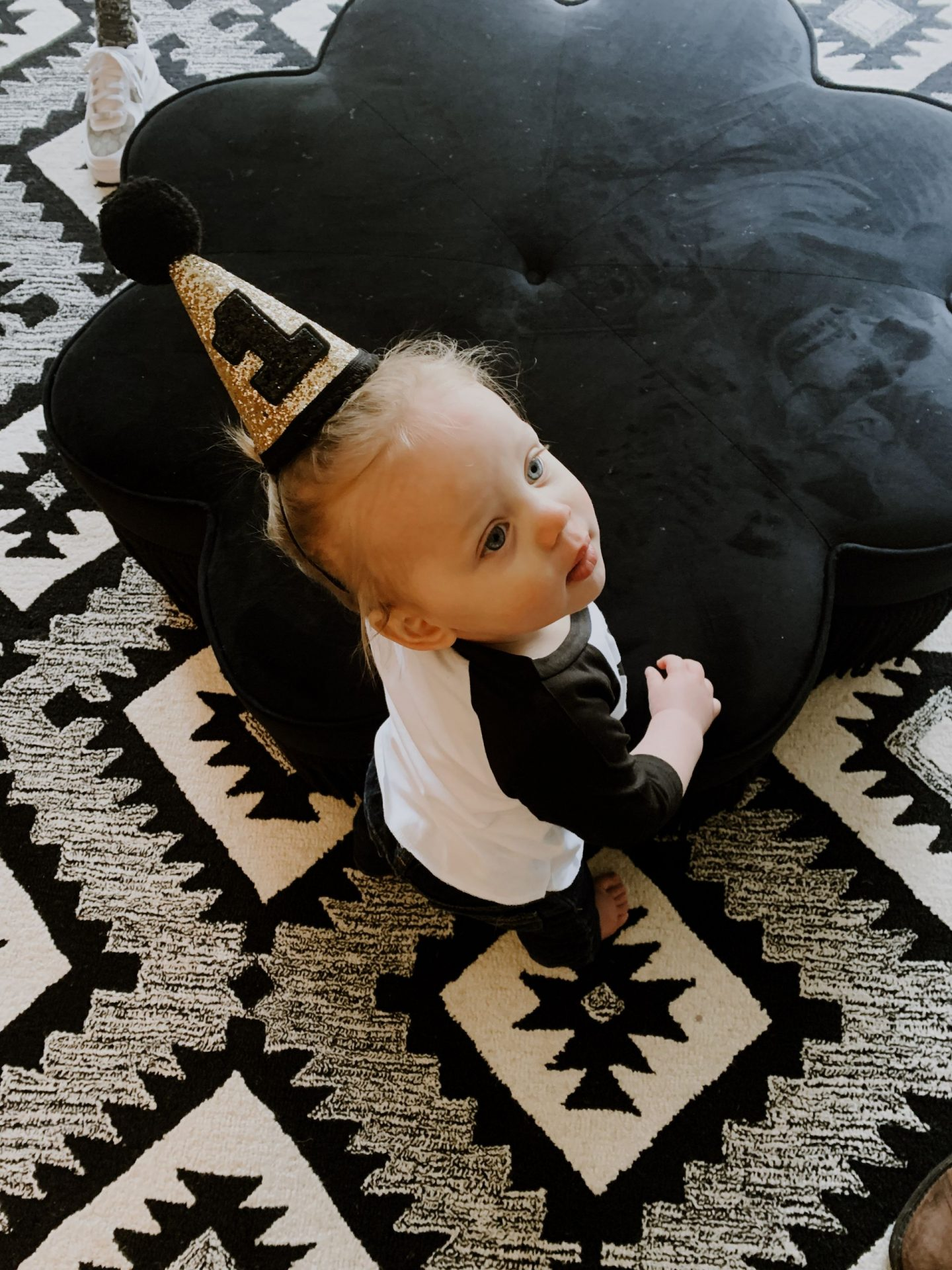 one year old party blog cathclaire