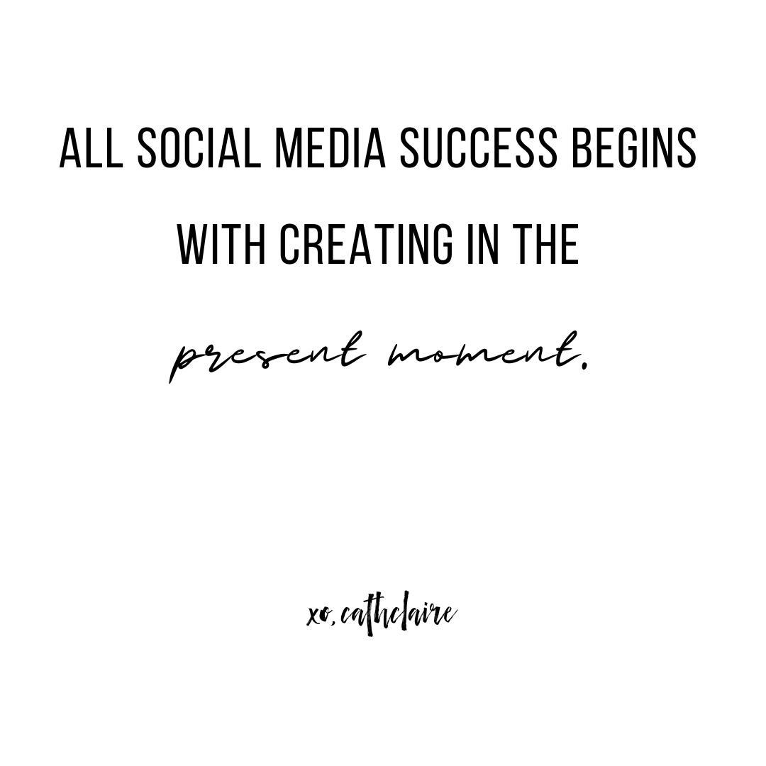 social media success blog