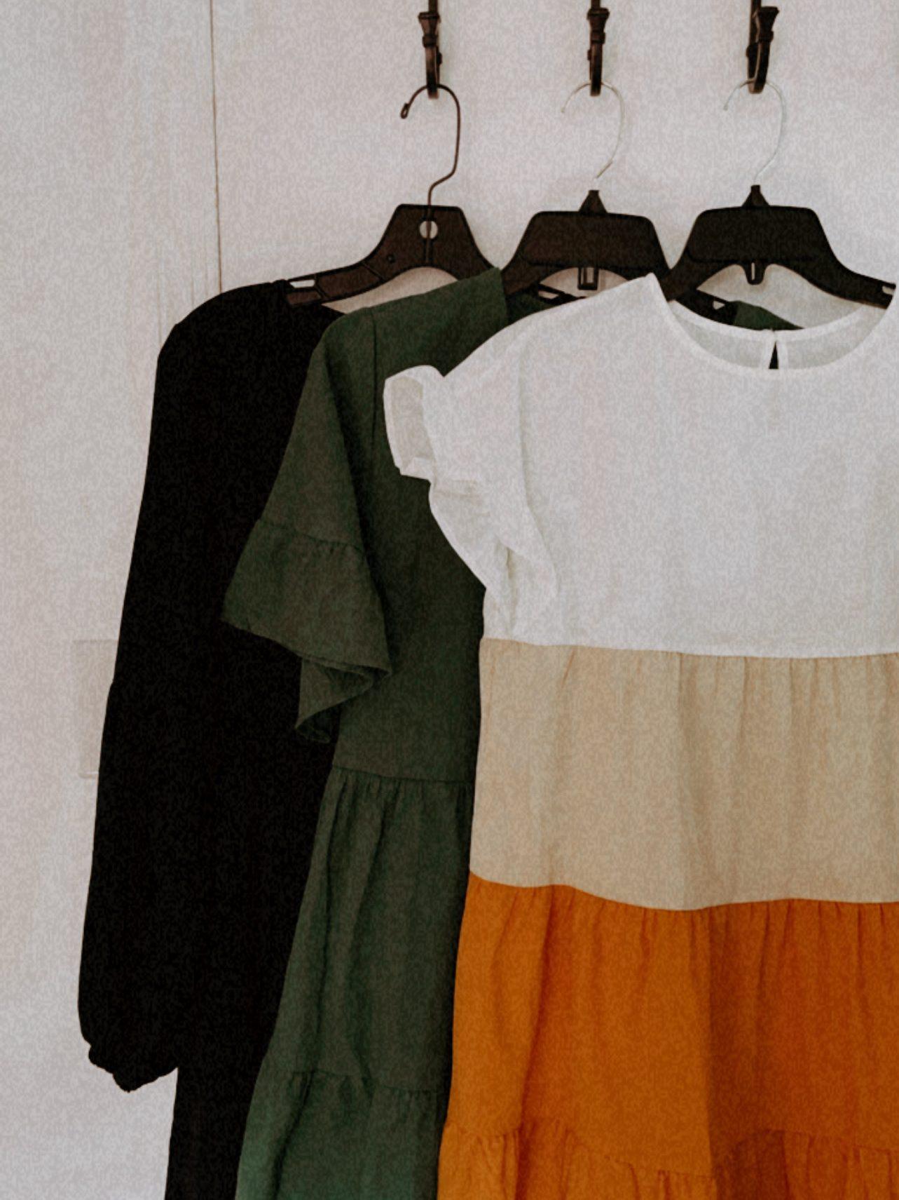 3 Amazon Fashion Dresses I Bought & Liked